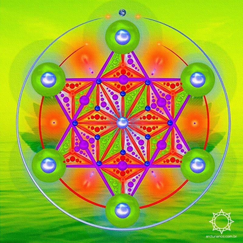 Geometria Sagrada – Alegria