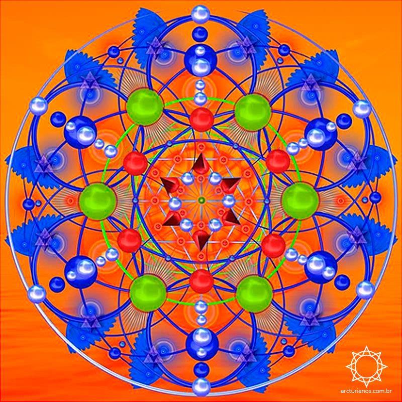 Geometria Sagrada – Amor Próprio