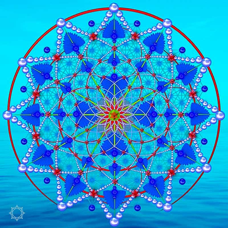 Geometria Sagrada – Chamada