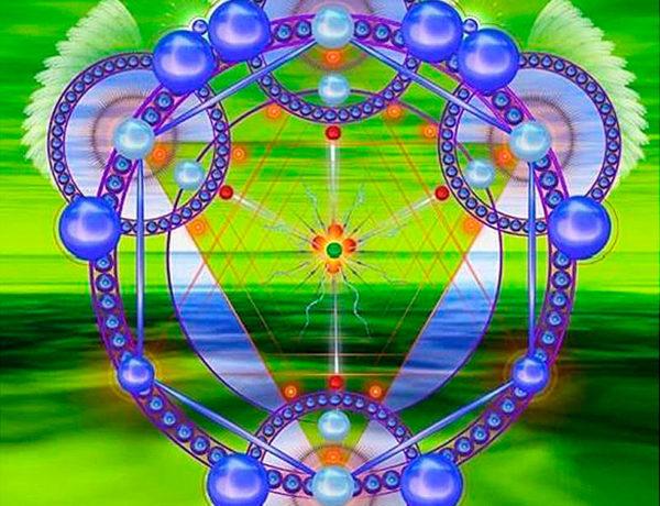Geometria Sagrada Arcturiana Compaixão