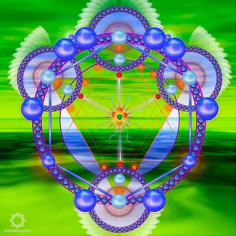 Geometria Sagrada – Compaixão