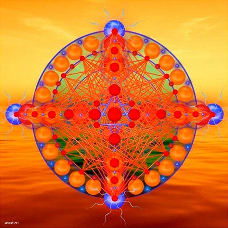 Geometria Sagrada Arcturiana Conhecimento