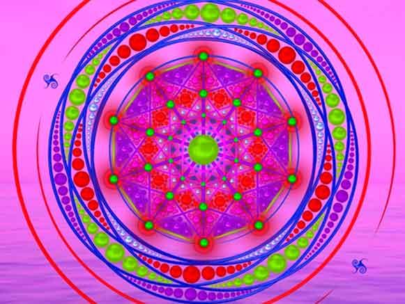 Geometria Sagrada – Consciência de Unidade