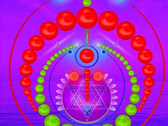 Geometria Sagrada - Comutação