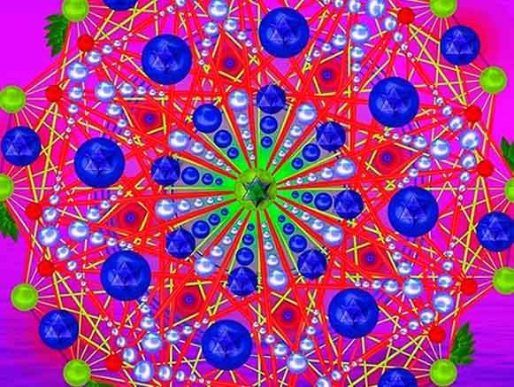 Geometria Sagrada Arcturiana Consciência Crística