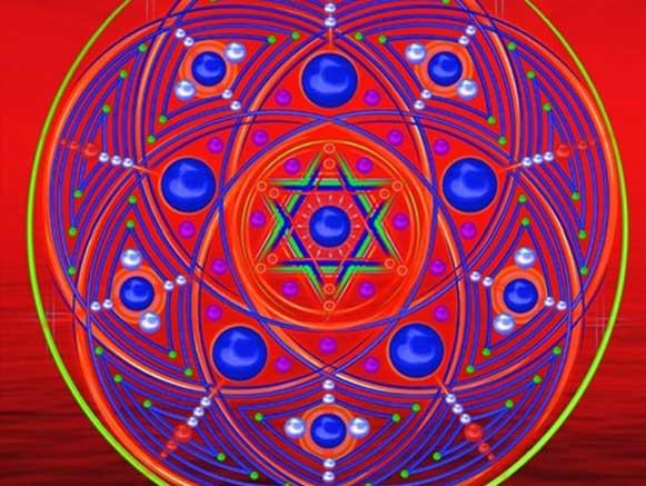 Geometria Sagrada – Convite