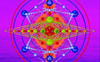Geometria Sagrada Desdobramento
