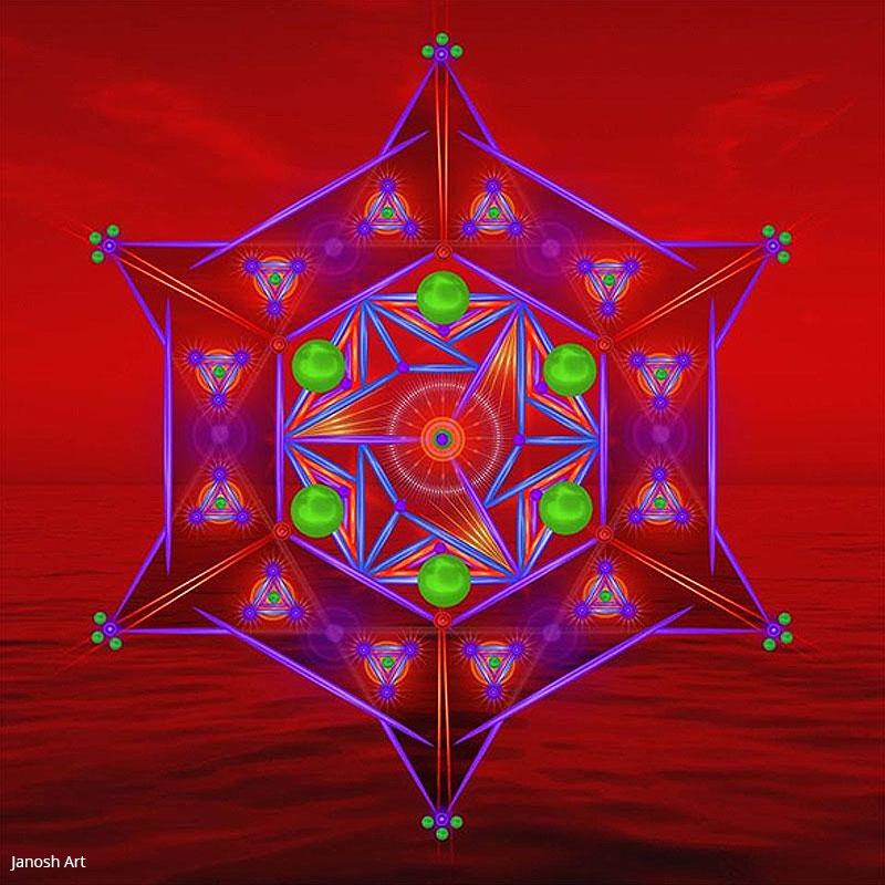 Geometria Sagrada Arcturiana Direção