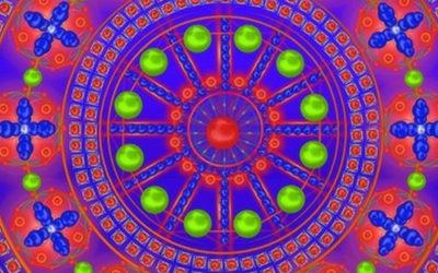 Geometria Sagrada Desejo