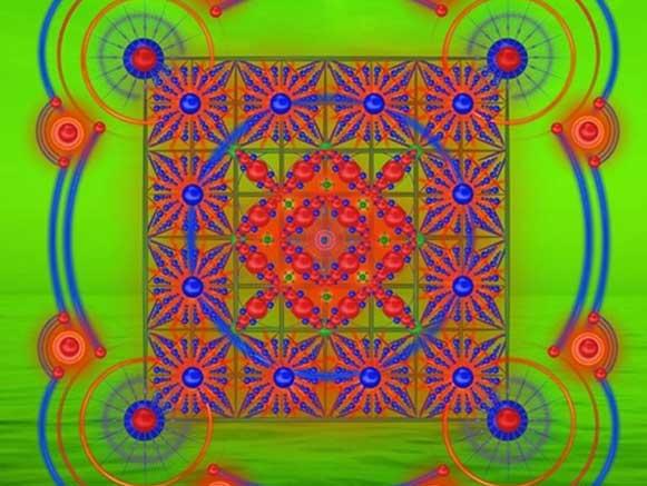 Geometria Sagrada Desprendimento