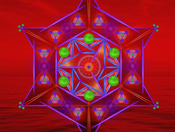 Geometria Sagrada Direção
