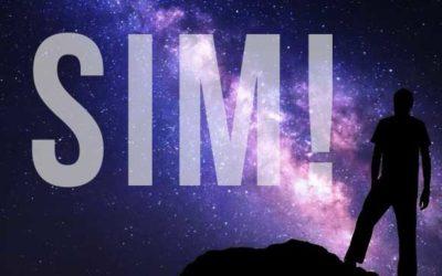 Reflexões Quânticas: O UNIVERSO SÓ DIZ SIM