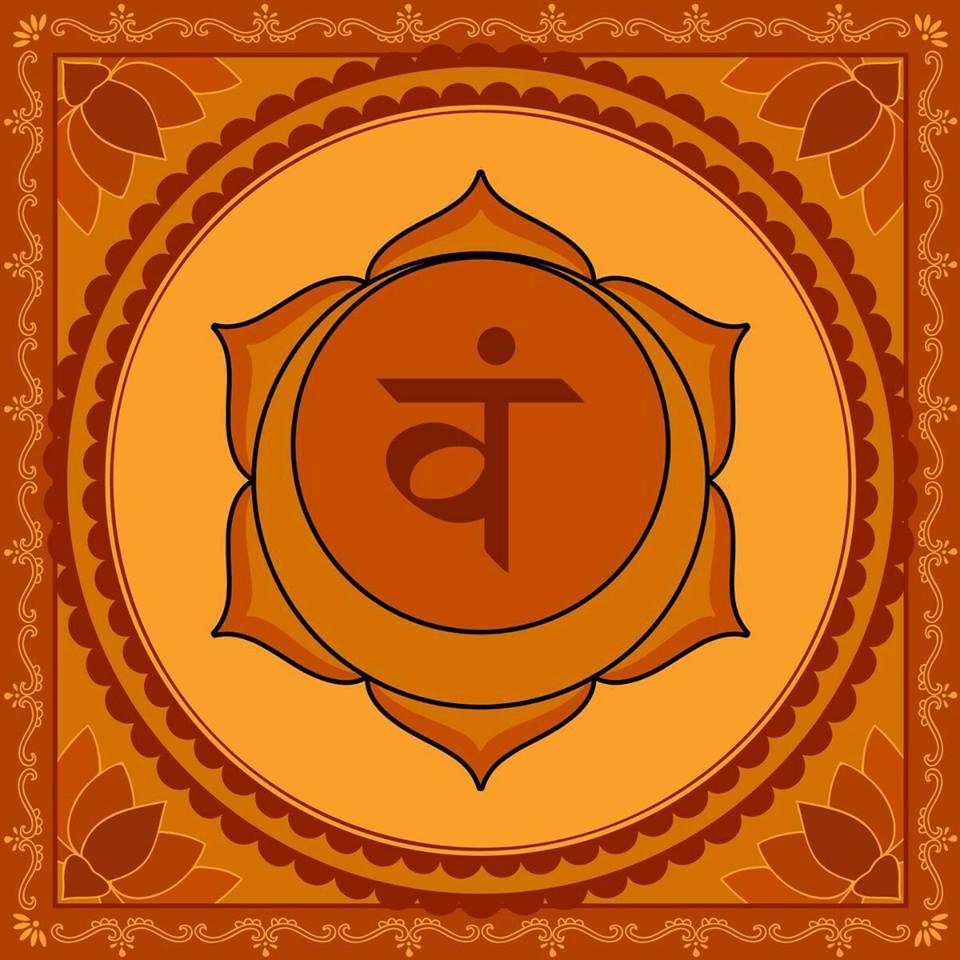 conheca o segundo chakra