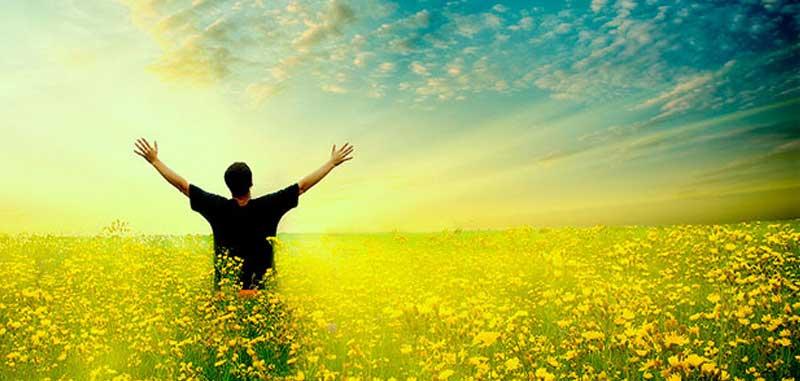 Felicidade na visão Espírita