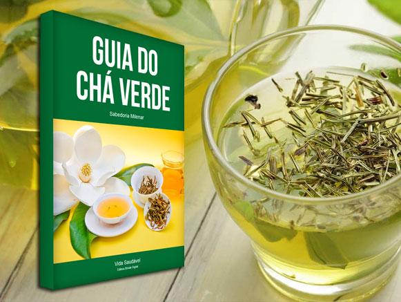 Ebook Guia do Chá Verde para baixar gratuitamente