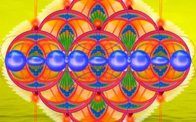 Geometria Sagrada Fluxo