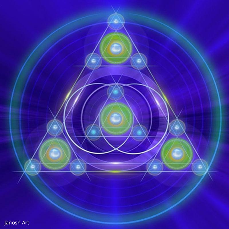 Geometria Sagrada Arcturiana Equilíbrio
