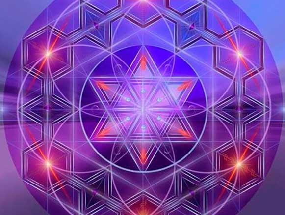 Geometria Sagrada Gratidão