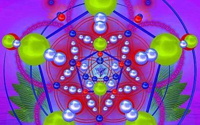Geometria Sagrada Impressão