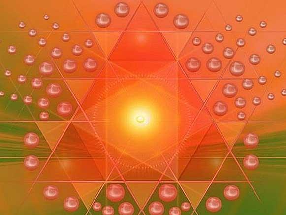 Geometria Sagrada Intenção