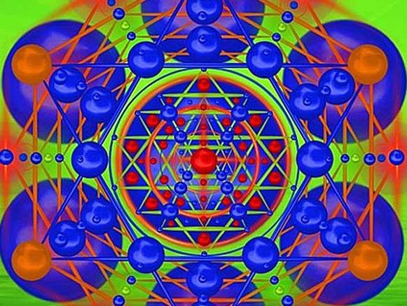 Geometria Sagrada Liberação