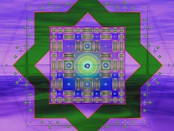 Geometria Sagrada Manifestação